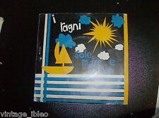 """I RAGNI """"SOLE MARE, E SABBIA/ DOLCE ANGELO"""" 1978 ASA MC/3-007"""