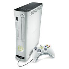 Microsoft Xbox 360 Core System White Console Very Good Condition COMPLETE