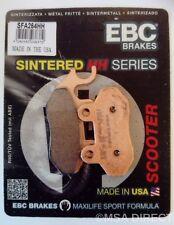 EBC SFA HH Sintered Scooter Front Brake Pads Single Set for Eton SYM SFA264HH