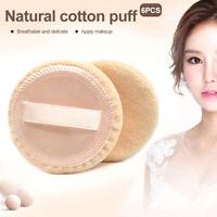 KE_ JW_ FP- Beauty Facial Sponge Powder Puff Pads Face Foundation Makeup Cosme
