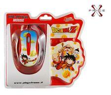 Mouse ottico 3D COMBO XTREME DRAGON BALL Z USB goku