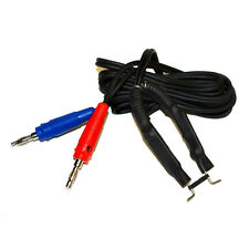 Clipcord with Banana Plugs, Tattoo Clipcord