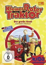 DVD * KLEINER ROTER TRAKTOR 01 DER GROSSE KNALL UND 5 WEITERE ABENT. # NEU OVP §