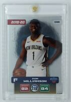 2019-20 Panini Adrenalyn XL Zion Williamson Rookie RC #C96, New Orleans Pelicans