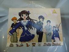 FUNIMATION  ' Fruits Basket ' Rare Ltd Edition box set DVDs Reg.2