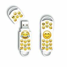 Integral USB 2.0 Expression Flash Drive - 64GB Emoji INFD64GBXPREMOJI