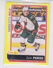 2013-14 O-Pee-Chee #S-ZG Zach Parise Minnesota Wild