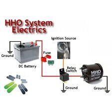 Dc4000 HHO gas di scarico di bassa (> 95%) e risparmio di carburante (> 30%) generatore Set
