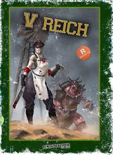 BAD ROLL GAMES - PUNKAPOCALYPTIC: V REICH STARTER SET - SKIRMISH WARGAME