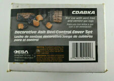 Cdabka Decorative Ash Bed/Control Cover Set, Free Shipping