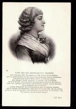 c1905 ND phot portrait Dame Roland Marie-Jeanne Phlipon politics France postcard