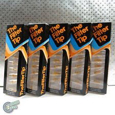 50 Disposable Tobacco Cigarette Filter Tip Tar Nicotine Reduce Tips Filters