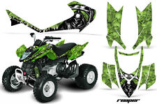 ATV Graphics Kit Quad Decal Sticker Wrap For Arctic Cat DVX400 DVX300 REAPER GRN