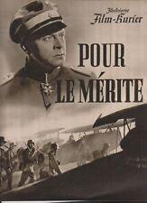 POUR LE MÉRITE (BFK 2896, 1935) - PAUL HARTMANN
