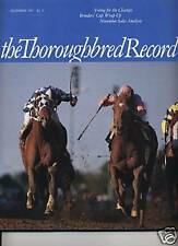 Thoroughbred Record 1987 Breeders' Cup-Ferdinand