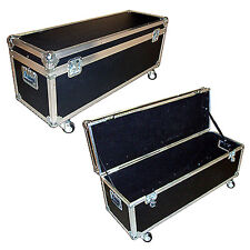 """Drum Hardware & Stands ATA Case - 3/8"""" w/Wheels! Large Size"""