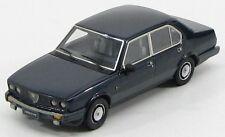 "Alfa Romeo Alfetta 2000 Quadrifoglio Oro ""Blue Elettrico"" 1983 (KESS 1:43 / 010)"