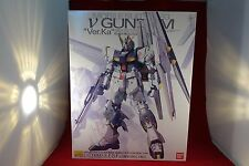 Bandai New 1/100 MG RX-93 V GUNDAM Ver.Ka Amuro Ray UC0093EFSF Rare from Japan