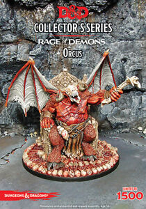 D&D Collector's Series 71048 Rage of Demons: Demon Lord Orcus