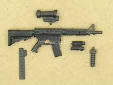 1/12 scale toy - Gun Runners Weapons - M4-CQB Assault Rifle w/Accessory Set