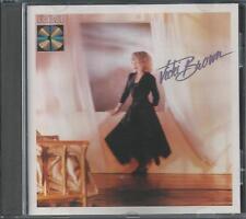 VICKI BROWN - Vicki Brown CD Album 12TR (RCA) West Germany 1987 RARE!