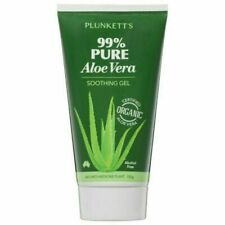 Plunkett's 150g 99% Pure Aloe Vera Soothing Gel for Face