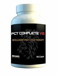 Brawn Nutrition: Elite Series PCT Complete v2
