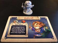 GABRIEL - Arcadia Quest Inferno Kickstarter Exclusive Hero