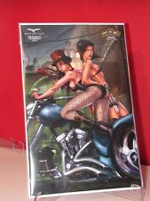 Zenescope Grimm Fairy Tales Van Helsing vs The Werewolf Issue #4 Coy's Toy Chest