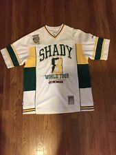 Rare Shady Ltd Limited World Tour 03 Mens Velour V Neck Pullover