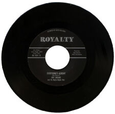 "ROY BROWN & HIS MIGHTY-MIGHTY MEN  ""EVERYTHING'S ALRIGHT""    LISTEN!"