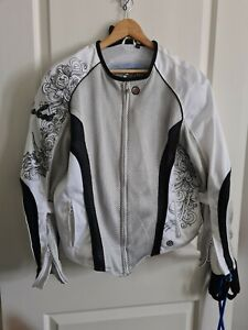 2 x Ladies motorcycle jacket