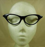 Black Frame Clear Lense Nerd Geek Dame Edna Secretary Glasses 50'S Fancy Dress