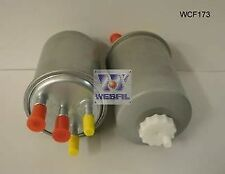 WESFIL FUEL FILTER FOR Landrover Discovery III 2.7L TD 2005 04/05-09/09 WCF173