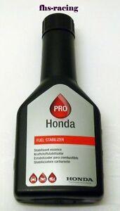 original Honda Kraftstoffstabilisator - 250ml , Fuel Stabilitzer , Benzinzusatz