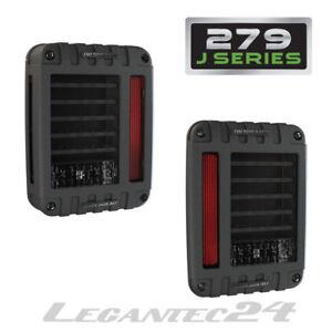 JW Speaker 279 J LED Rückleuchten Jeep Wrangler JK (ab 2007) Set E-geprüft neu
