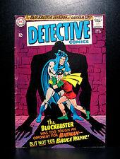 COMICS: DC: Detective Comics #345 (1965), 1st Blockbuster app - RARE (batman)