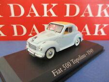 Die cast 1/43 Modellino Auto Fiat C 500 Topolino 1949