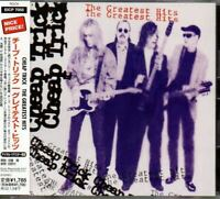 CHEAP TRICK The Greatest Hits JAPAN CD with OBI EICP7055