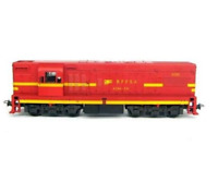Original Miniature Electric Locomotive G12 A-1-A RFFSA HO Frateschi Collectible