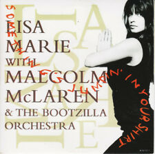 Lisa Marie With Malcolm McLaren & The Bootzilla Orchestra* - Something's Jumpin'