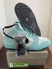 Nike Dunk High Sb Sea Crystal 2004 10.5 DEADSTOCK!!!