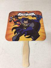 The Batman Hand Fan 2008 Sdcc