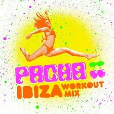 Pacha Ibiza Workout Mix (3 x CD 2012) SEALED Deadmau5 BT Tiesto Ferry Corsten