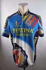 Festina watching Sibille Cycle Jersey Vélo Roue Maillot veste t 7 59 cm u5