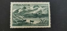 TIMBRE FRANCE 1943 NEUF **LUXE MNH  PAYSAGE DAUPHINE N°582 COTE 1,10€