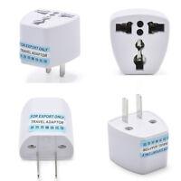 Hot EU UK AU to US USA AC Power Wall Converter Travel Adapter Adaptor Universal