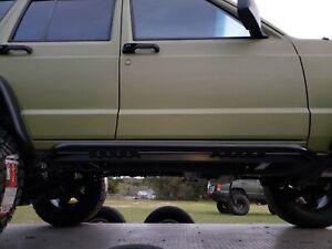 Jeep Cherokee XJ Rock Sliders Rocker Panels Step Bars