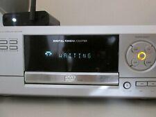 Philips DFR 1600 DVD/CD PLAYER - DIGITAL AV SURROUND RECEIVER AMP AMPLIFIER