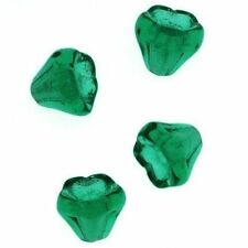 Green Loose Crystal Beads